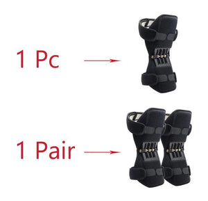 Joint Support Knee Pads Breathable Non-slip Lift Knee Pads Powerful Rebound Spring Force Knee Booster Joint knee support Dashery Box
