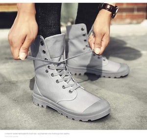 Men's Palladium Boots Dashery Box