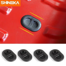 Load image into Gallery viewer, SHINEKA Aeccessories For Jeep Wrangler JL 2019 Floor Pan Drain Plug Rear Floor Pan Body Plug Rubber Plug For Jeep Wrangler JK JL Jeep accessories Dashery Box JK JL 02175
