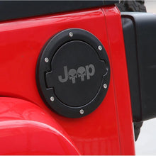 Load image into Gallery viewer, ABS Fuel Tank Cover For Jeep Wrangler JK 07-17 - Dashery Box