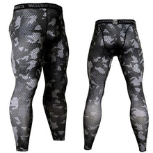 Load image into Gallery viewer, Compression Pants Running Pants Men Training Fitness Sports Leggings Gym Jogging Pants Male Sportswear Yoga Bottoms Dashery Box 3 S