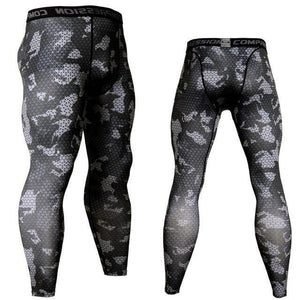 Compression Pants Running Pants Men Training Fitness Sports Leggings Gym Jogging Pants Male Sportswear Yoga Bottoms Dashery Box 3 S