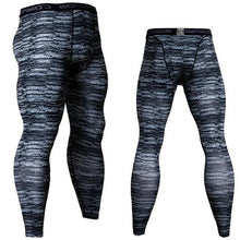 Load image into Gallery viewer, Compression Pants Running Pants Men Training Fitness Sports Leggings Gym Jogging Pants Male Sportswear Yoga Bottoms Dashery Box 11 S