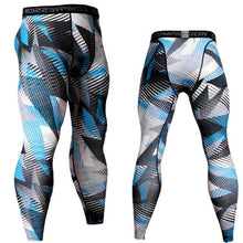 Load image into Gallery viewer, Compression Pants Running Pants Men Training Fitness Sports Leggings Gym Jogging Pants Male Sportswear Yoga Bottoms Dashery Box 12 S