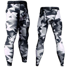 Load image into Gallery viewer, Compression Pants Running Pants Men Training Fitness Sports Leggings Gym Jogging Pants Male Sportswear Yoga Bottoms Dashery Box 13 S