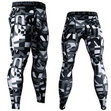 Load image into Gallery viewer, Compression Pants Running Pants Men Training Fitness Sports Leggings Gym Jogging Pants Male Sportswear Yoga Bottoms Dashery Box 14 S