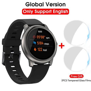 Haylou Solar Smart Watch Global Version IP68 Waterproof Smartwatch Women Men Watches For Android iOS Haylou LS05 From Xiaomi Solar smart watch Dashery Box Haylou Solar