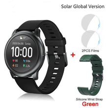 Load image into Gallery viewer, Waterproof Android iOS, Smartwatch Solar smart watch Dashery Box
