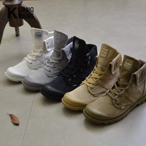Men Boots Lace Up Men's boots Dashery Box