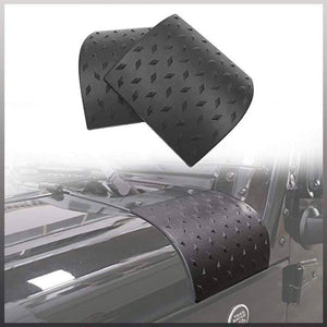 Jeep Wrangler Rubicon Sahara Jeep accessories Dashery Box