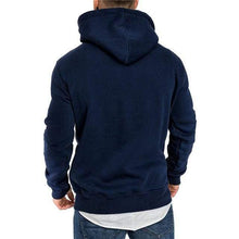 Load image into Gallery viewer, Men's Hoodie TheSwiftzy Navy M
