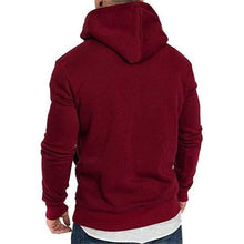 Load image into Gallery viewer, Men's Hoodie TheSwiftzy Redwine M