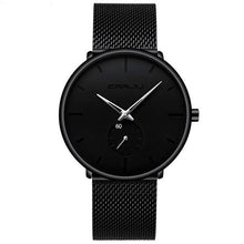 Load image into Gallery viewer, Crrju Sleek Watch (Best Seller) - Dashery Box