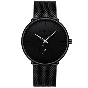 Crrju Sleek Watch (Best Seller) - Dashery Box