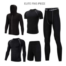Load image into Gallery viewer, REXCHI 5 Pcs/Set Men's Gym wear TheSwiftzy Eltie S