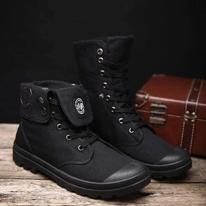 Men's Palladium Boots Dashery Box Black 7