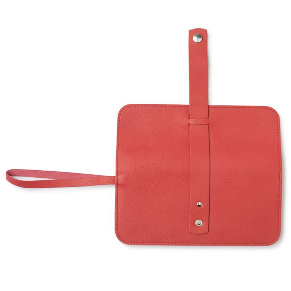 Wallet, Top Secret, Coral