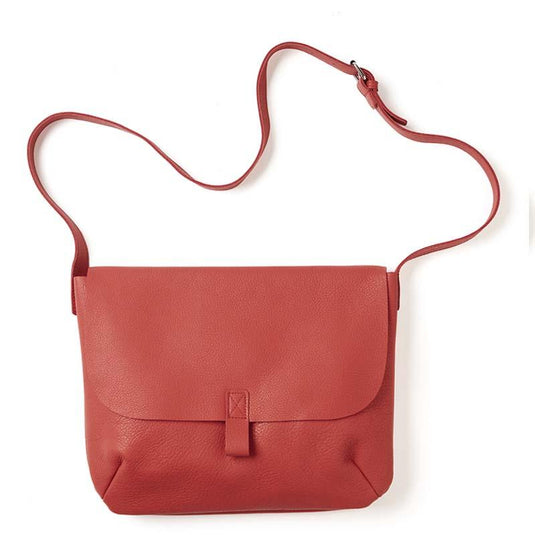 Shoulder bag, Back Yard, Coral