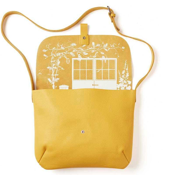 Shoulder bag, Back Yard, Yellow