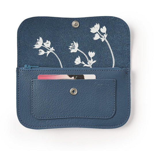 Wallet, Flash Forward, Faded Blue