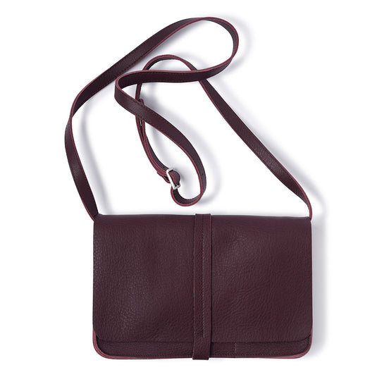 Bag, Off Duty, Aubergine