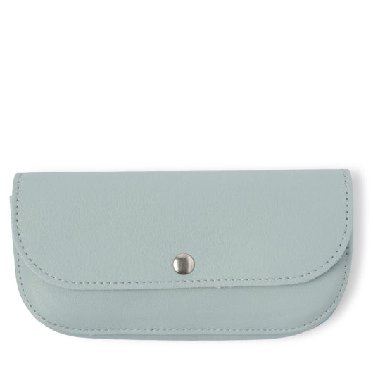 Sunglass case, Sunny Greetings, Dusty Green