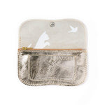 Wallet, Cat Chase Small, Gold