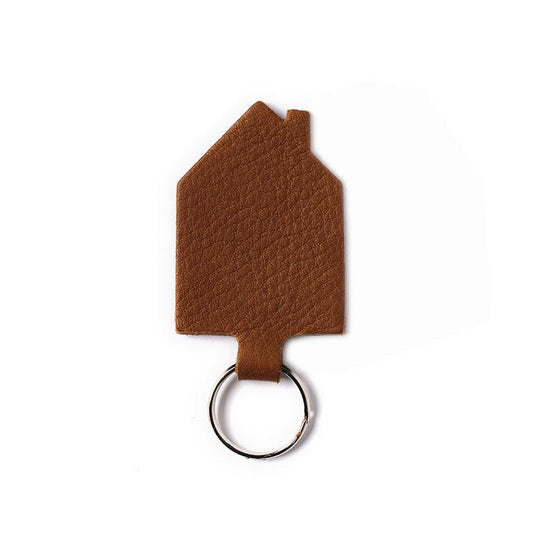 Keyring, Good House Keeper, Cognac used look