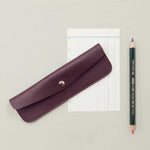 Case, Pen Pal, Aubergine