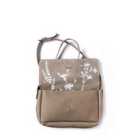 Bag, Picking Flowers Medium, Moss used look