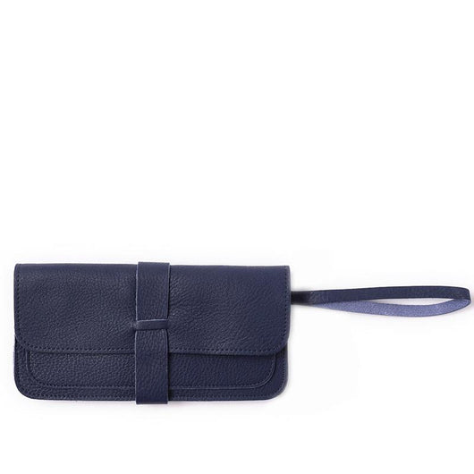 Wallet, Top Secret, Ink Blue