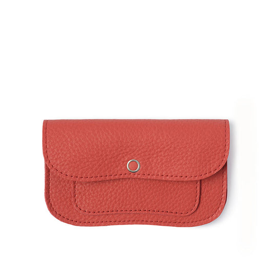 Wallet, Cat Chase Small, Coral