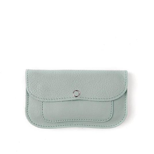 Wallet, Cat Chase Small, Dusty Green