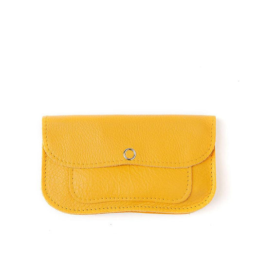 Wallet, Cat Chase Small, Yellow
