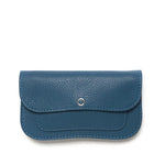 Wallet, Cat Chase Medium, Faded Blue