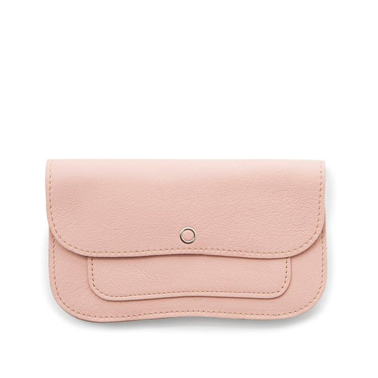 Wallet, Cat Chase Medium, Soft Pink