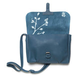 Bag, Flora & Fauna, Faded Blue