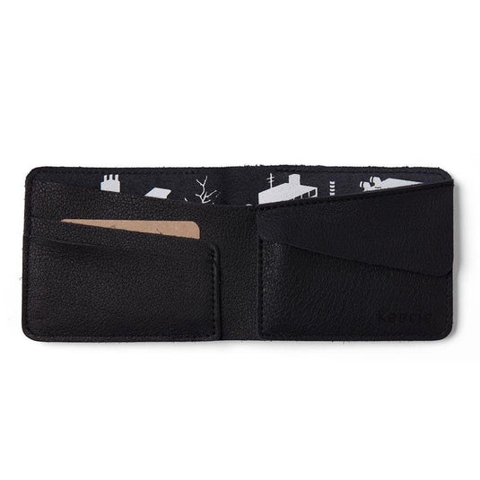 Wallet, Small Fortune, Black