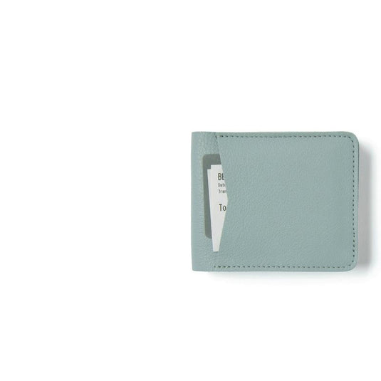 Wallet, Small Fortune, Dusty Green