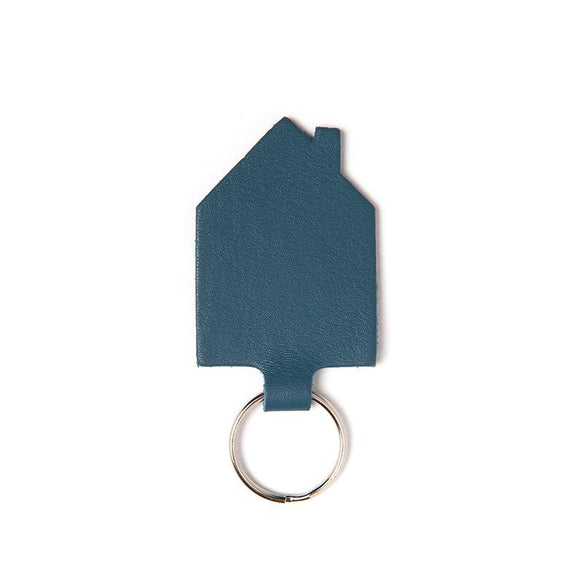 Keyring, Good House Keeper, Faded Blue