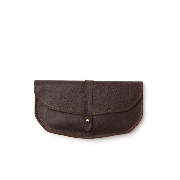 Wallet, Move Mountains, Dark Brown used look