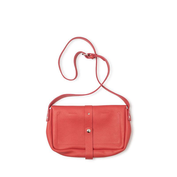 Bag, Picking Flowers Medium, Coral
