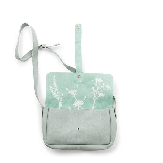 Bag, Picking Flowers Medium, Dusty Green