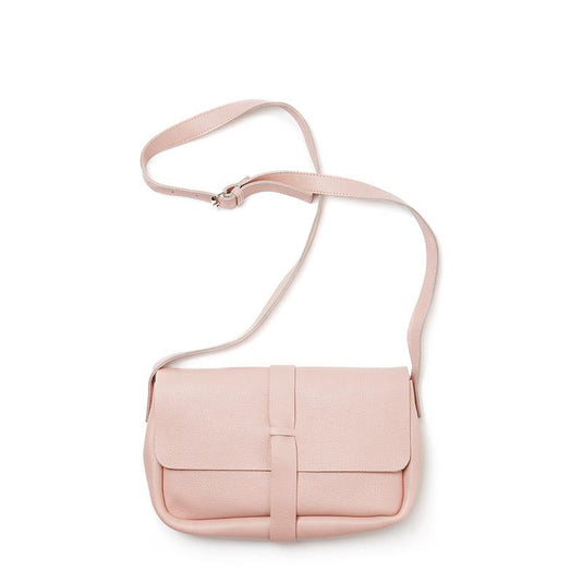 Bag, Picking Flowers Medium, Soft Pink
