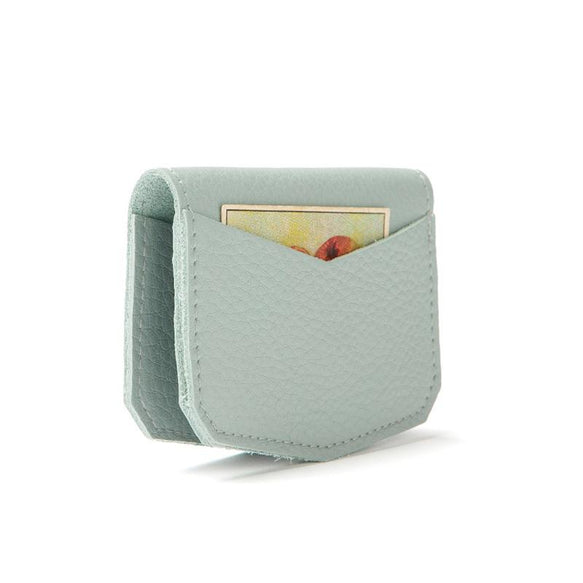 Card Holder, Wild Card, Dusty Green