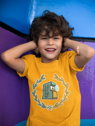 Kids - Creative Logo T-Shirt