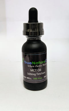 True Nature CBD Tincture