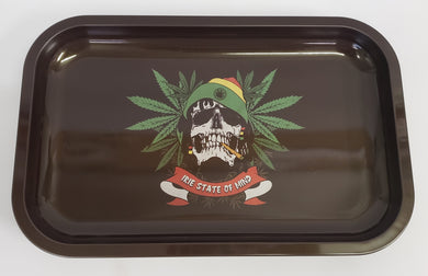 Irie State of Mind Rolling Tray
