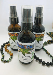 Peppermint Hemp Tincture - Anza Cali