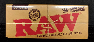 King Size Supreme - Classic RAW